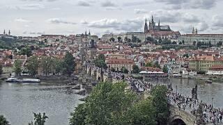 webkamera Karlův most